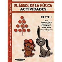 The Music Tree Activities Book: Part 1 (Actividades) (Spanish Language Edition)