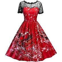 huge discount 8af16 3d9a4 Suchergebnis auf Amazon.de für: weihnachtskleider damen