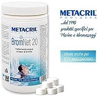 Bromo en pastillas de 20gr–bromnet kg.1–Envío immediata