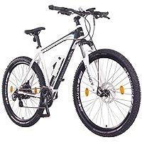 NCM Prague Bicicleta eléctrica de montaña, 250W, Batería 36V 13Ah ...