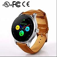 Bluetooth Smart Uhr Smartwatch Fitness Armbanduhr,Aktivitätstracker,Sitzender Alarm,Pedometer,Fern Fotografieren,Herzfrequenz-Anzeige,handy uhr,Sleep Monitor Fernkamera,für iPhone Samsung Smartphone