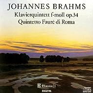 Brahms/ Piano Quintet Op. 34