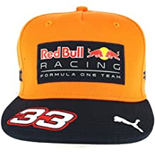 Red Bull F1 Racing Max Verstappen 33 Spa Belgium GP Limited Gorra Oficial 2017
