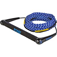 Ronix 2014 Combo 4.0 Preq. Hide Grip w/75FT 4-Section Solin Rope Wakeboard Rope & Handle Combo by Ronix