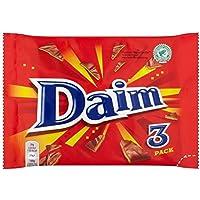 Daim 3 Pack 84G