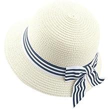 58139a2b8faa3 Sombrero del Sol del Verano De Los Niños AIMEE7 Sombrero De Copa del  Sombrero De Paja