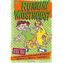 Rumori Mostruosi: libro illustrato per bambini