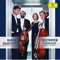 Beethoven: String Quartets Op. 18 No. 1 & Op. 59 No.1