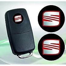 Seat Emblema Logo Llave Mando a distancia – Juego de 14 ...