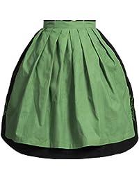 Dirndlschürze Grün Größe 34-52 Dirndl