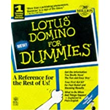 Lotus Domino for Dummies by Jon S. Stuart (1997-05-01)