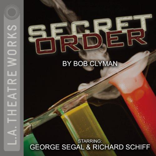 Secret Order  Audiolibri