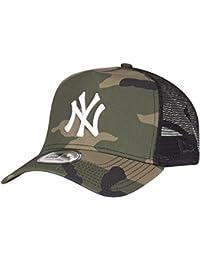New Era – Gorra ajustable Trucker – New York Yankees madera Camo – Talla  única 3ccc5bfe2de