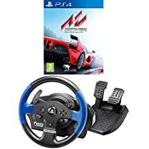 Assetto Corsa + Thrustmaster T150 Force Feedback Volante - PlayStation 4