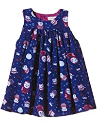 Pumpkin Patch Baby Girls' Owl and Friends Pinnie