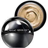 Lakme Absolute Skin Natural Mousse, Ivory Fair 01, 25g