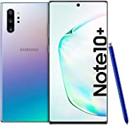 Samsung Galaxy Note 10+ Dual SIM 256GB 12GB RAM 4G LTE (UAE Version) - Aura Glow