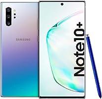 Samsung Galaxy Note 10+ Dual SIM - 256GB, 12GB RAM, 4G LTE, Aura Glow, UAE Version with Free Galaxy Buds - Pre order