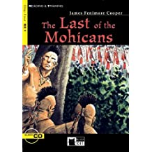 The Last of the Mohicans - Buch mit Audio-CD