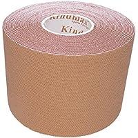 Kindmax Tape 5cm x 5m Kinesiologie Sporttape Kinesiology Tapes (Hautfarbe) preisvergleich bei billige-tabletten.eu