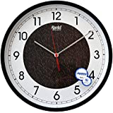 [Sponsored]Ajanta 12 Inches Wall Clock For Home/Offces/Bedroom/Living Room/Kitchen (Silent Movement, Cola)