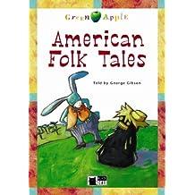 American Folk Tales - Buch mit Audio-CD
