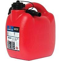 SUMEX Bidon05 - Bidón Gasolina 5 Litros, Homologado, Con Tubo Flexible