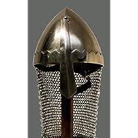 Viking Norman maglia casco/Role-Play/LARP/travestimento