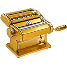 Atlas 150 Color - Máquina para hacer pasta, color dorado