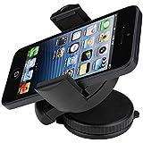 Generique Support de voiture universel pour iPhone/Smartphone/Samsung/HTC/BlackBerry