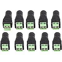 10 X Adattatore Cavo Plug Connettore Per LED Tubo