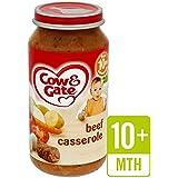 Cow & Gate 10 Mths + Beef Casserole 250g