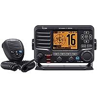 Icom M506 fisso con Integral e AIS DSC VHF, colore: nero