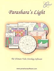 Parashara's Light 9.0 Astrology Software (Professional Edition) - (English) for