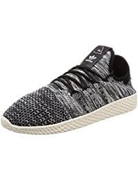 new style ac856 8bd3e adidas Scarpe Uomo Pharrell Williams Tennis HU in Primeknit Bicolor CQ2630