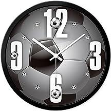 Affordable Kklock Wanduhr Uhr Wanduhren Ohne Ticken Lautlos Fr Wohnzimmer  Bro Badezimmer Kche Mini Einfache With Wanduhr Fr Kche