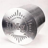 1kg Bellas inflexión magnesio Metal Cilindro 91x 91mm 99,99% grabado tabla periódica