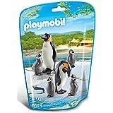 Playmobil 6649 City Life Penguin Family(Multi-color)