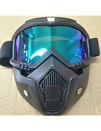 A Prueba de Viento Skate Sun Ski Gafas Gafas de Moto para Mascaras Gafas de  Motocross 190df302e8a
