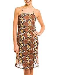 Kiniki Boa Vestido que permite el bronceado