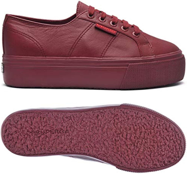 Gentiluomo   Signora Superga Superga Superga 2790-NAPPALEAW scarpe da ginnastica Donna In vendita eccellente davvero | tender  973533