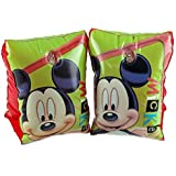 Disney Mickey Mouse Swimming Pool Swim Armbands - Green by Mickey Mouse
