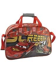 Bolsa Bolsa Gimnasio Disney Cars H 28 cm, 40 W, 22 cm, Color Rojo