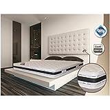 Matelas luxe 160 x 200 x 22 cm grand confort