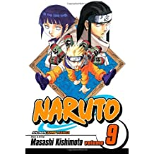 Naruto, Vol. 9: Neji vs. Hinata by (2006-03-07)