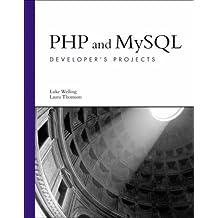PHP and MySQL Developer's Projects (Developer's Library)
