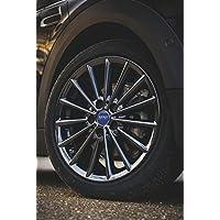 MINI Genuine Silver Hub Cap For 16 Inch S-Winder R102 Alloy Wheels 36136771000