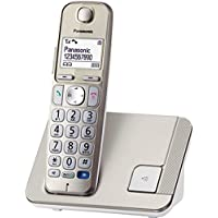 Panasonic KXTGE210 Telefono Cordless DECT,