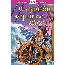 Un capitán de quince años (Leer con Susaeta - nivel 3)