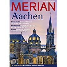 MERIAN Aachen (MERIAN Hefte)